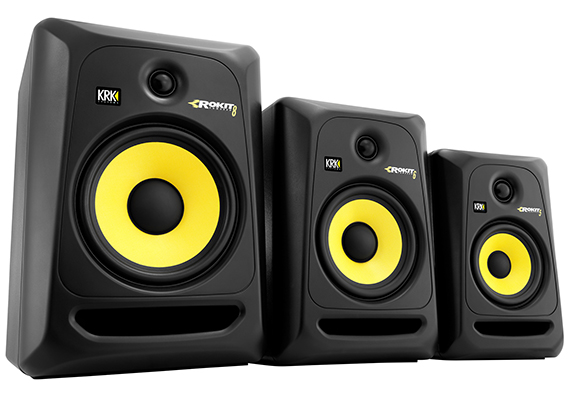 KRK-Systems-ROKIT-Generation-3-Studio-Monitor-Series-Unveiled