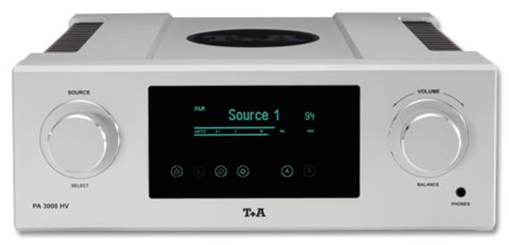 PA 3000 HV Amp