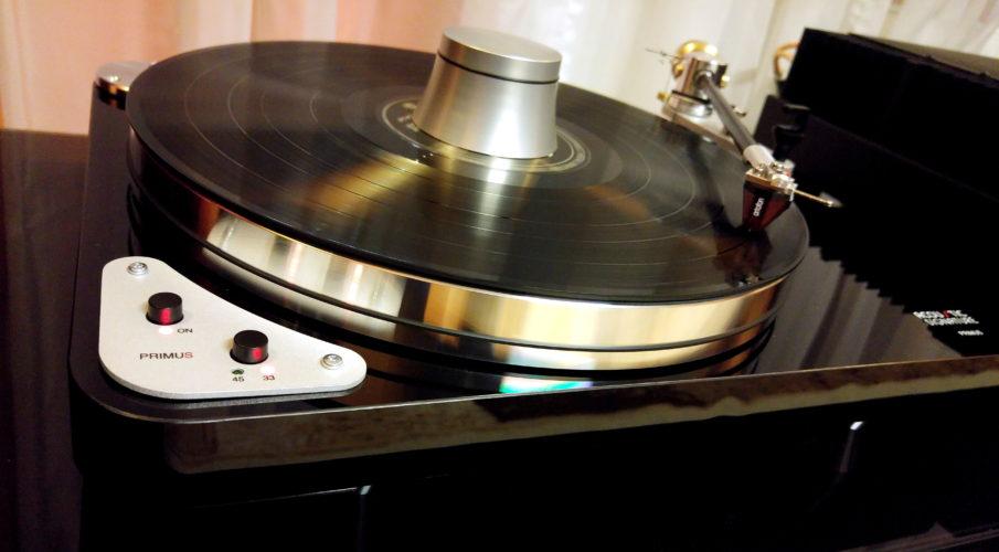 Acoustic Signature - Primus lemezjátszó