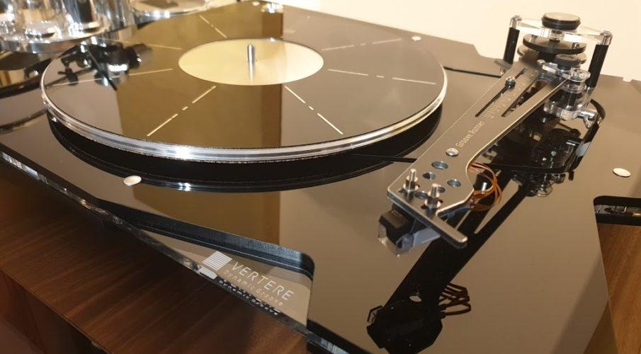 Vertere DG-1 Dynamic Groove lemezjátszó