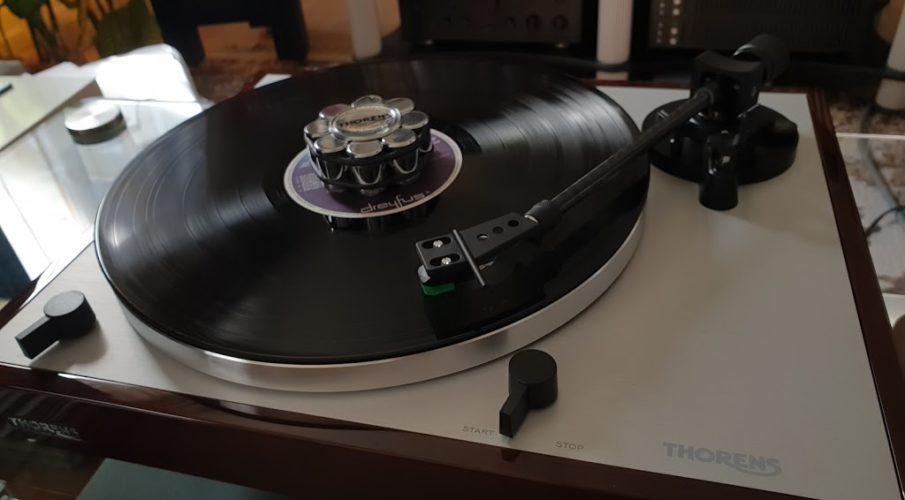 Thorens TD402DD lemezjátszó