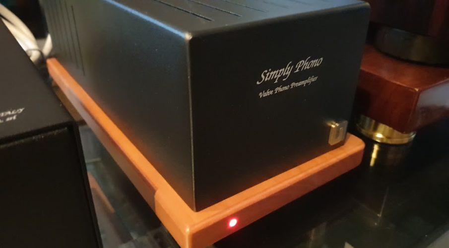Unison Research Simply Phono lemezjátszó-előerősítő