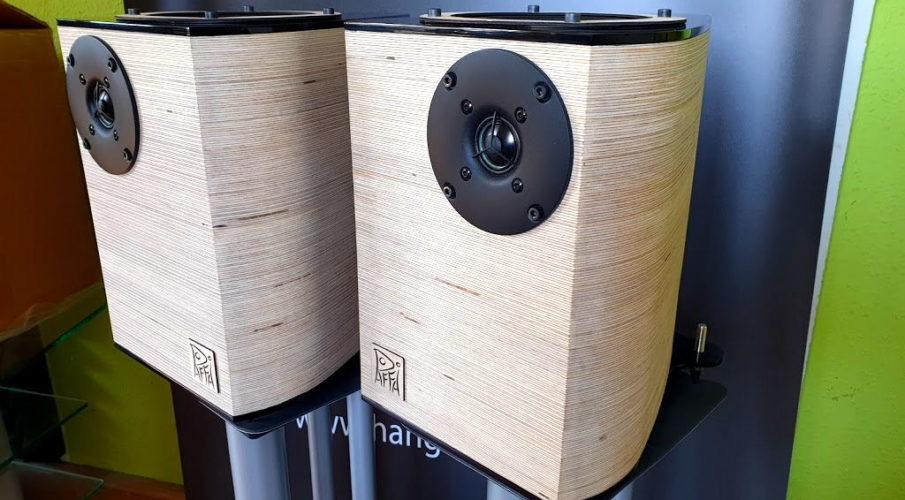 Raffai Audio SYZYGY állványos hangsugárzó