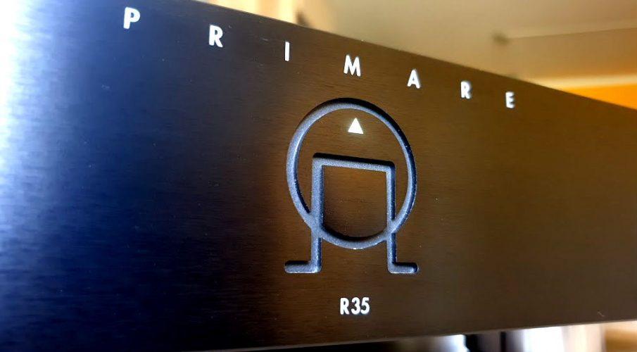 Primare R35 phono-előerősítő