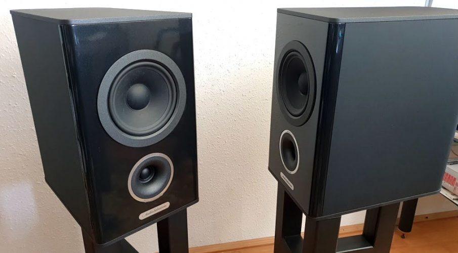AudioSolutions Overture 0322B állványos hangsugárzó