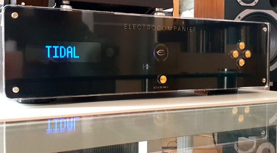 Electrocompaniet ECI 6DX MKII integrált erősítő