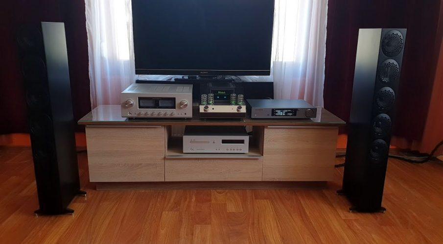 Scansonic HD M40 álló hangsugárzó