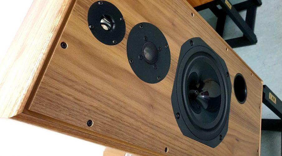 Harbeth SuperHL5plus XD hangsugárzó