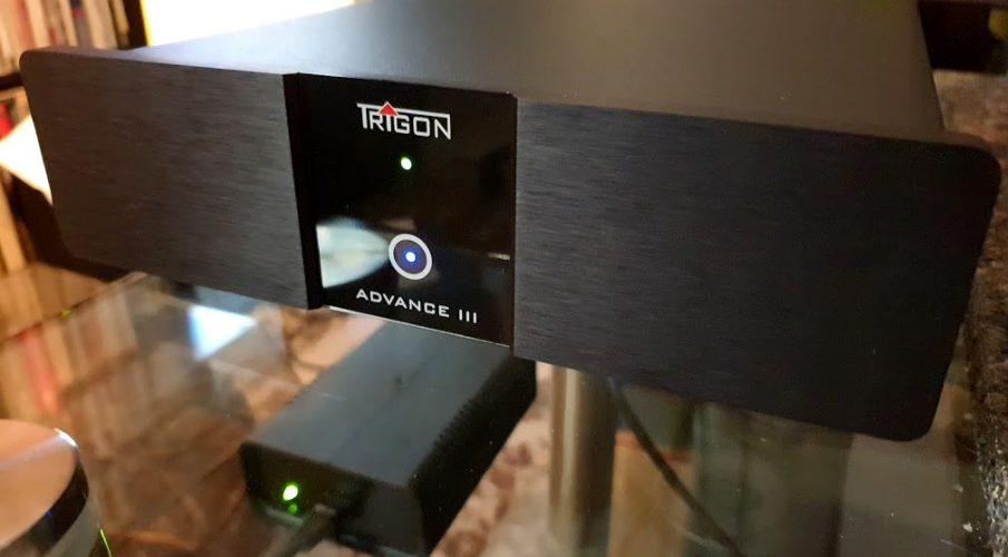 Trigon Audio - Advance III phono-előerősítő