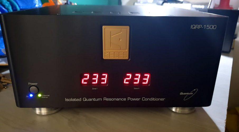 Keces Audio IQRP-1500 hálózati tápkondicionáló