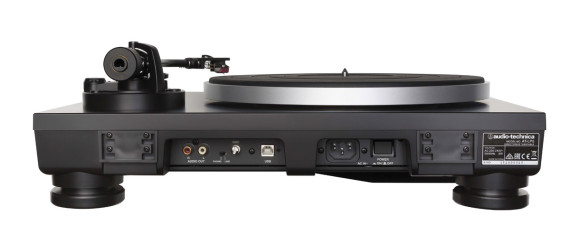 Audio-Technica AT-LP5 back