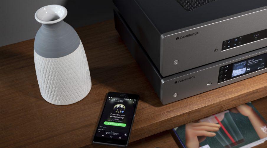 Cambridge Audio CX V2-es sorozatú komponens készülékei