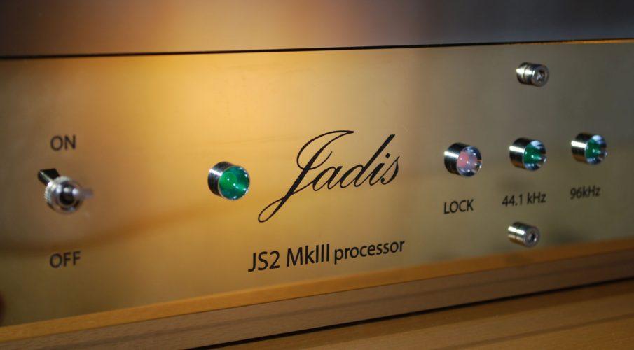 Jadis – JS2 MKIII processzor/DAC