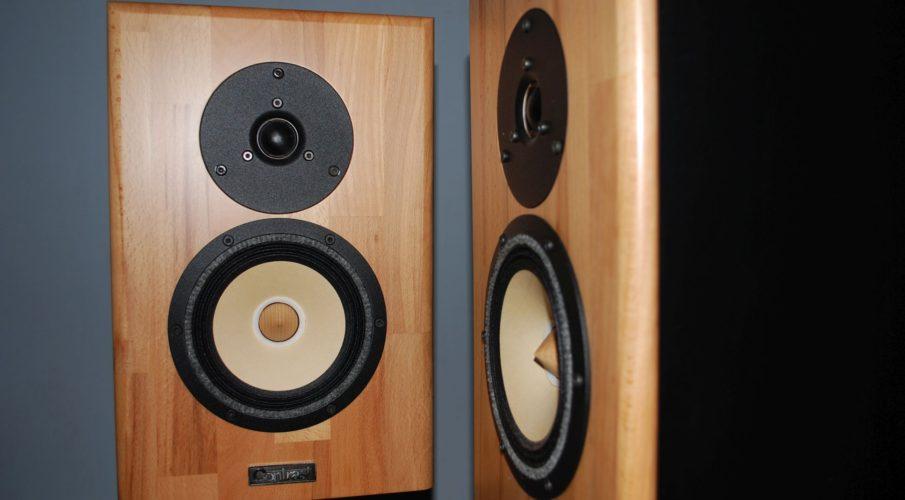 Contrast Audio - Lens állványos hangsugárzó