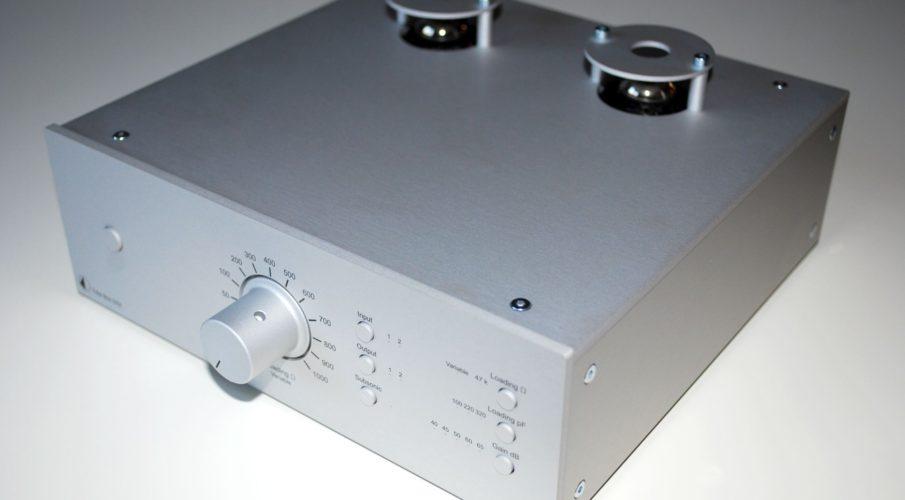 Pro-Ject TubeBox DS2 phono-előerősítő