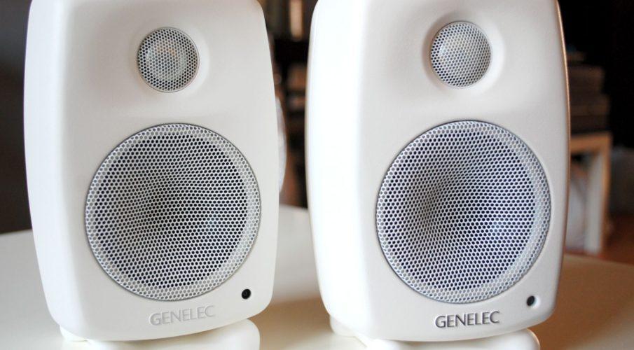 Genelec - G One aktív, asztali hangsugárzó