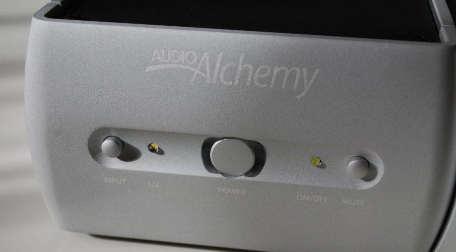 Audio Alchemy PPA-1 phono előerősítő