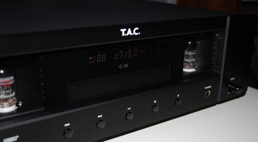 Tube Amp Company C-35 CD-lejátszó