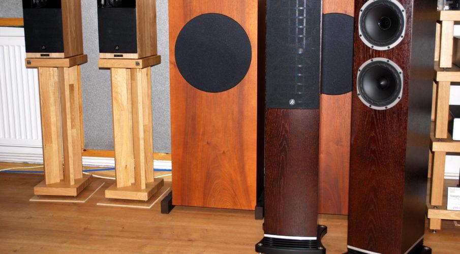 Fyne Audio F501 álló hangsugárzó