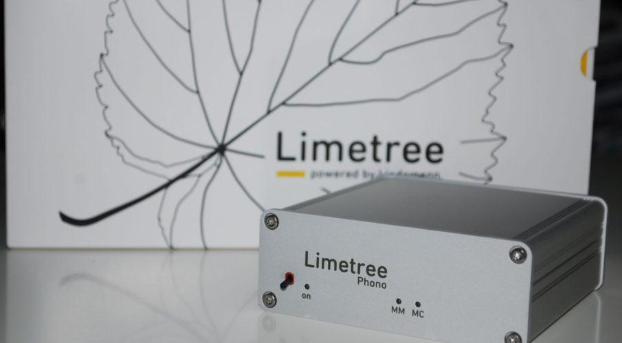 Lindemann Audiotechnik Limetree phono-előerősítő