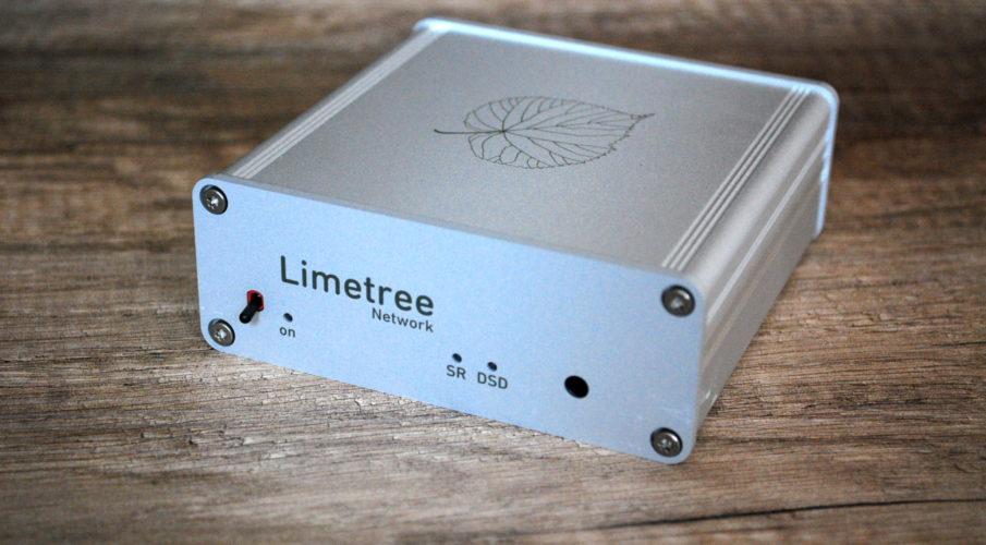 Lindemann Audio Limetree Network hálózati streamer