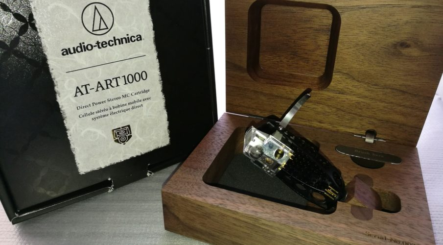 Audio Technica AT-ART1000 hangszedő