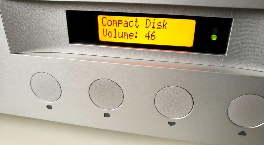 Crayon Audio - CFA 1.2 integrált sztereó erősítő