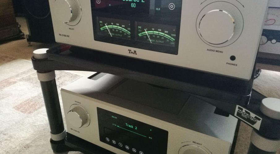 T+A MP3100HV és PA3100HV