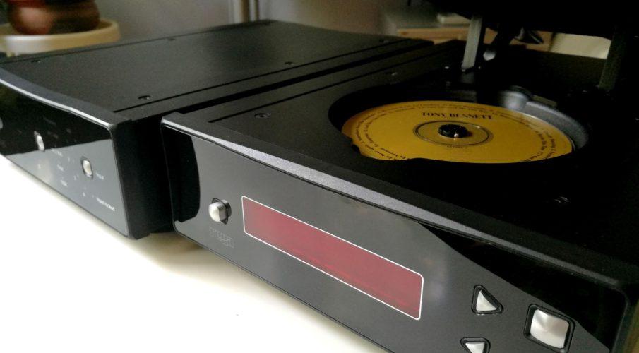 Rega Apollo-R CD-játszó, Rega DAC-R konverter