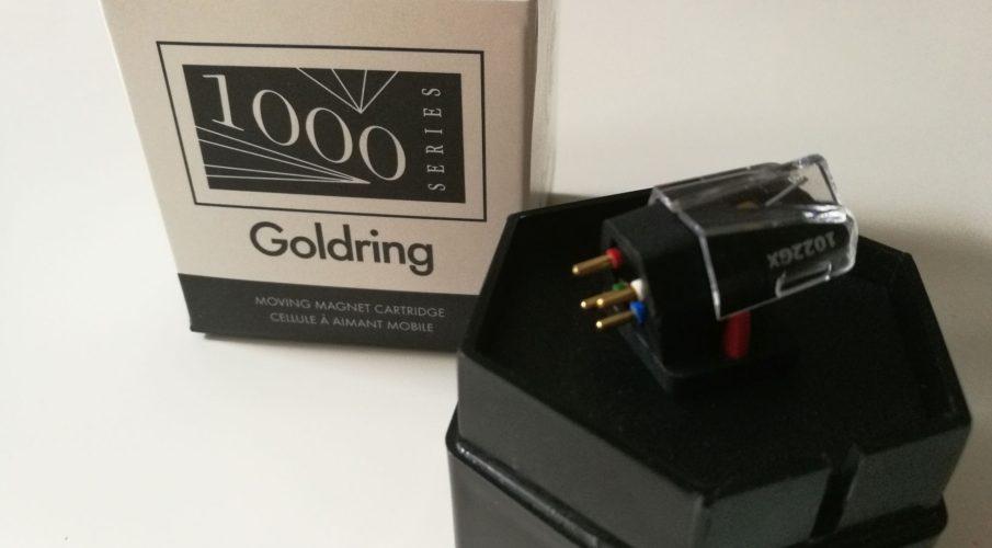 Goldring 1022GX hangszedő
