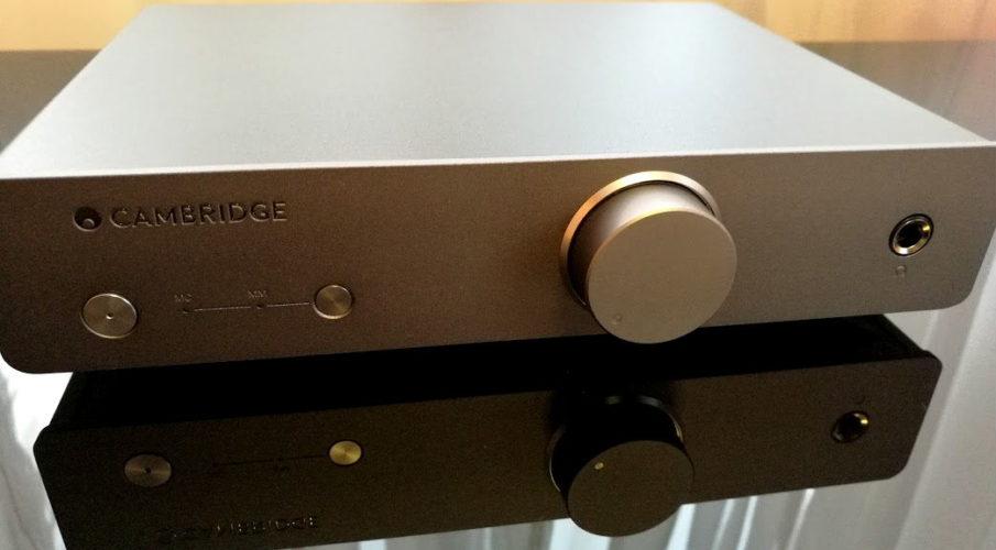Cambridge Audio Duo Phono- és fejhallgató erősítő