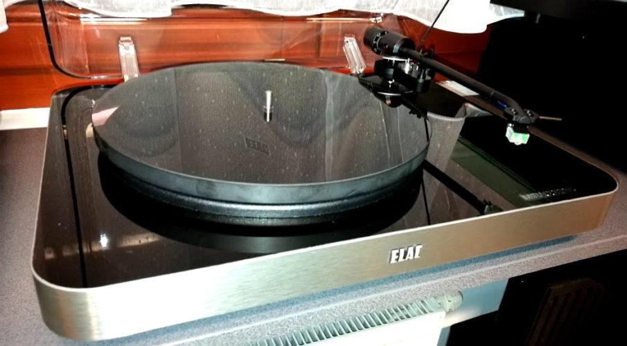 Elac Miracord 70 lemezjátszó