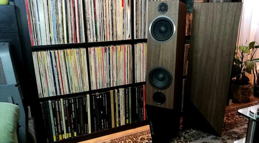 Acoustique Quality Wega73 álló hangsugárzó