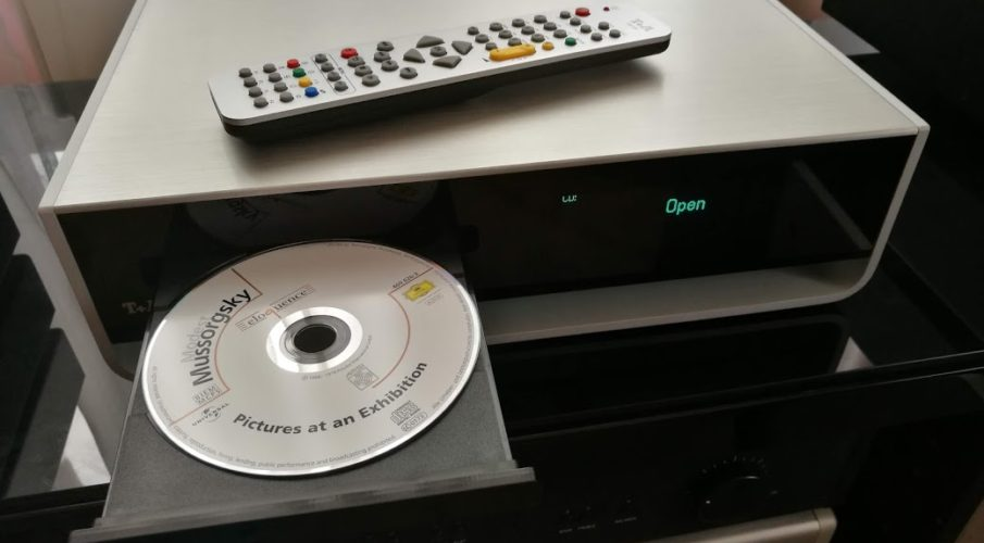 T+A Cala CDR digitális receiver