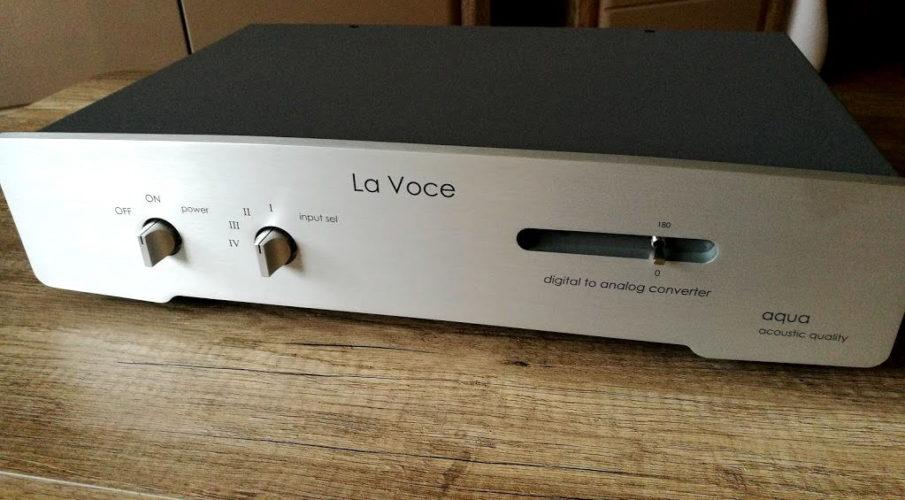 Aqua Acoustic Quality La Voce S3 DAC