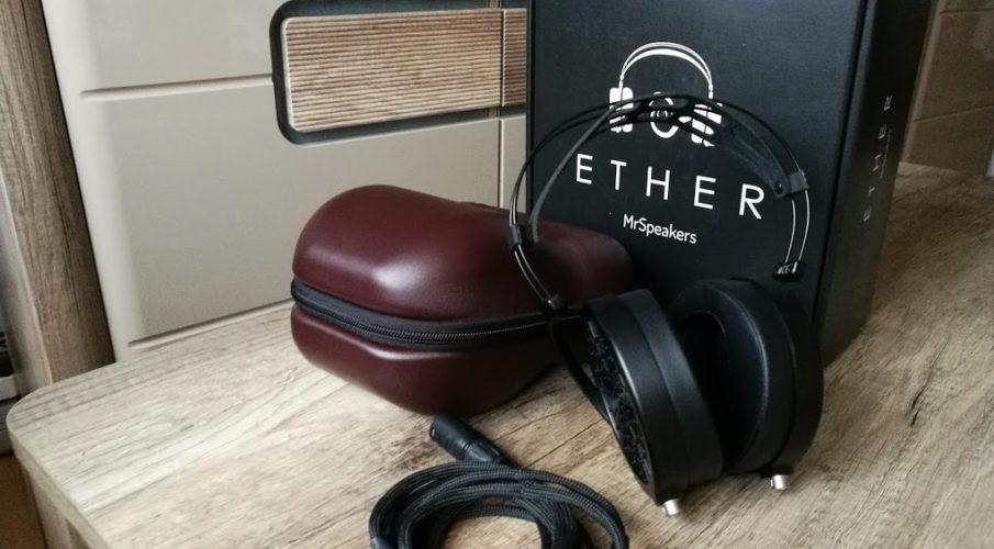 MrSpeakers Ether 2 fejhallgató