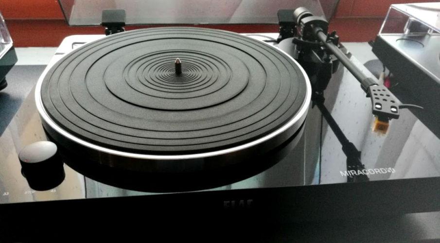 Elac Miracord 50 lemezjátszó