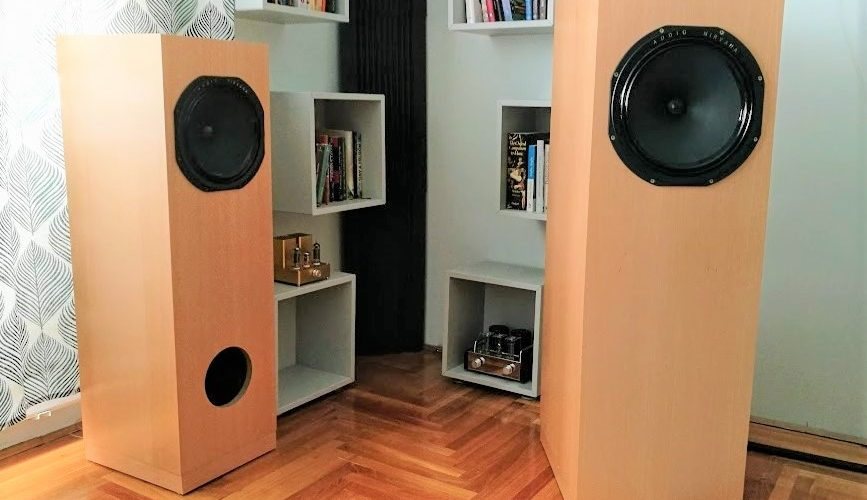 Audio Nirvana Classic 12 hangsugárzó