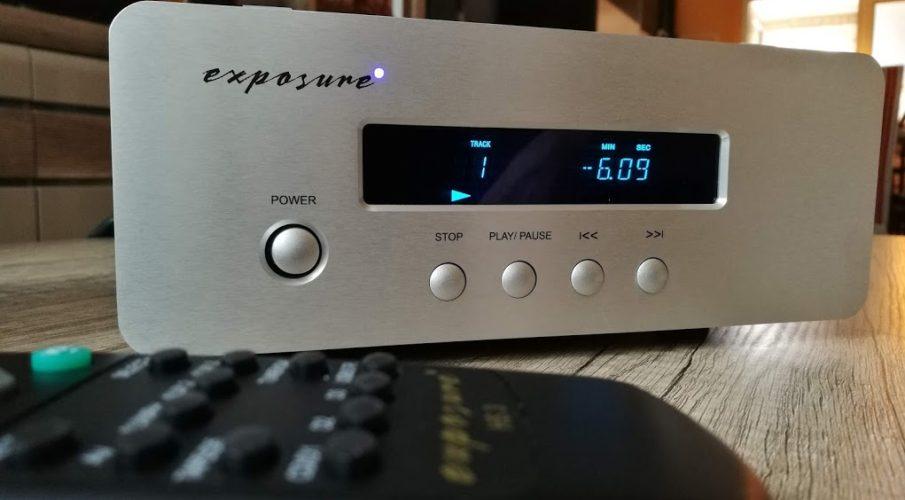 Exposure XM CD-lejátszó