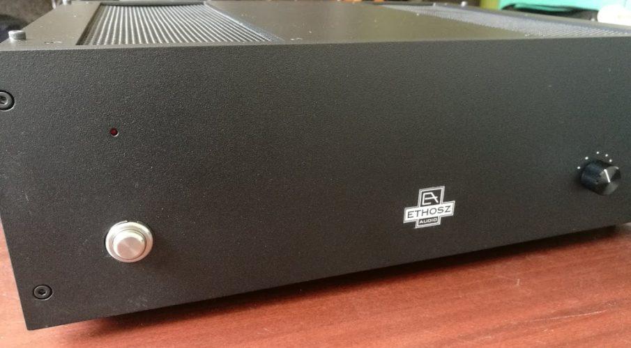 Ethosz Audio Elysium MkII tápgenerátor