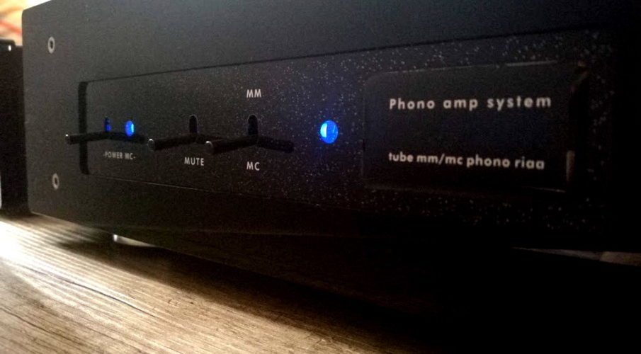 Lector Strumenti MM/MC phono-előerősítő