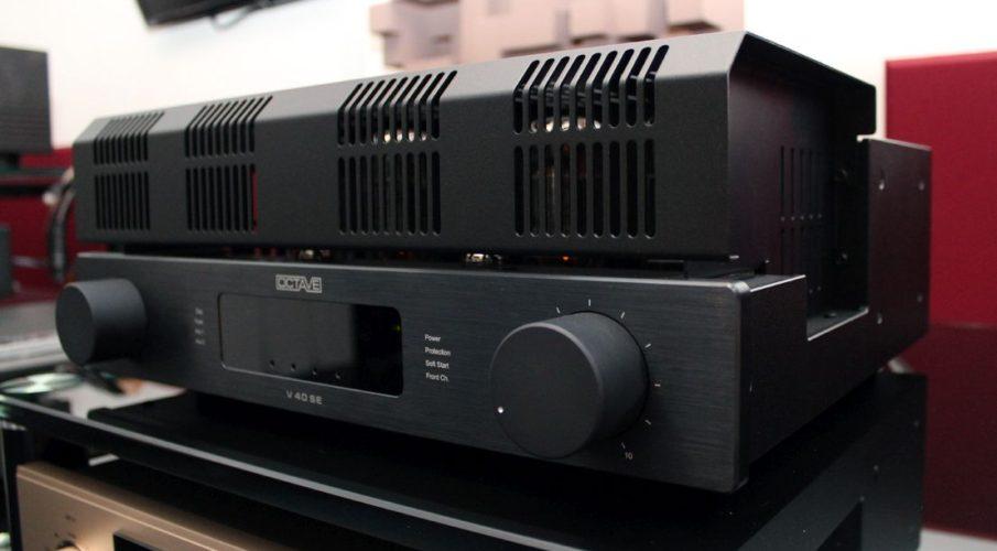 Octave Audio - V40SE elektroncsöves erősítő