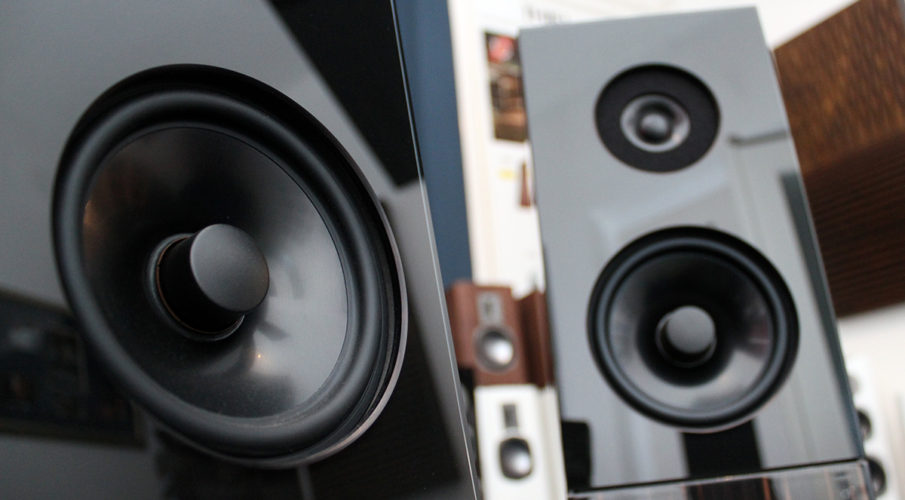 Audio Physic Avanti álló hangsugárzó teszt