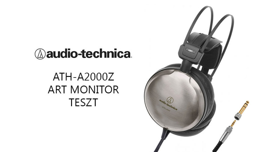 Audio-Technica ATH-A2000Z Art Monitor® felhallgató