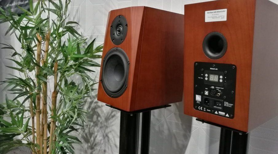 Phonar M4 Match Air aktív hangsugárzó